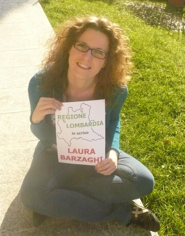 Laura Barzaghi - attivita politica